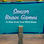 Senior Brain Game